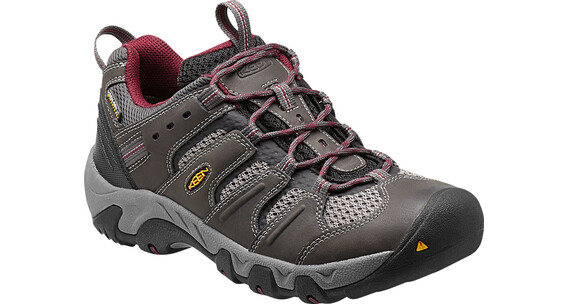 Keen Koven WP Hiking Shoes Women magnet/zinfandel